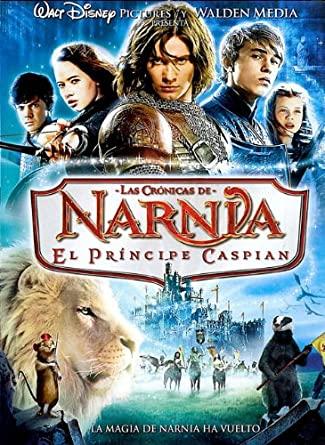 Caspian y la alianza de Narnia
