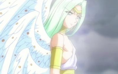 Las alas de un ángel dolorido